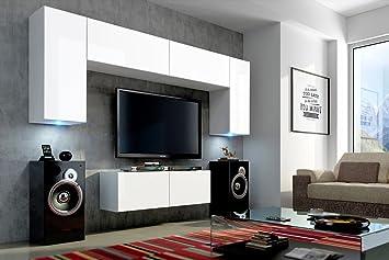 Future 2 Wohnwand Wohnzimmer Mobelset Anbauwand Schrankwand Mobel