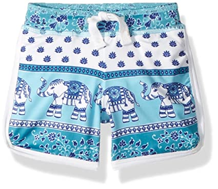 Amazoncom Masala Baby Boys Swim Shorts Passage To India Turquosie