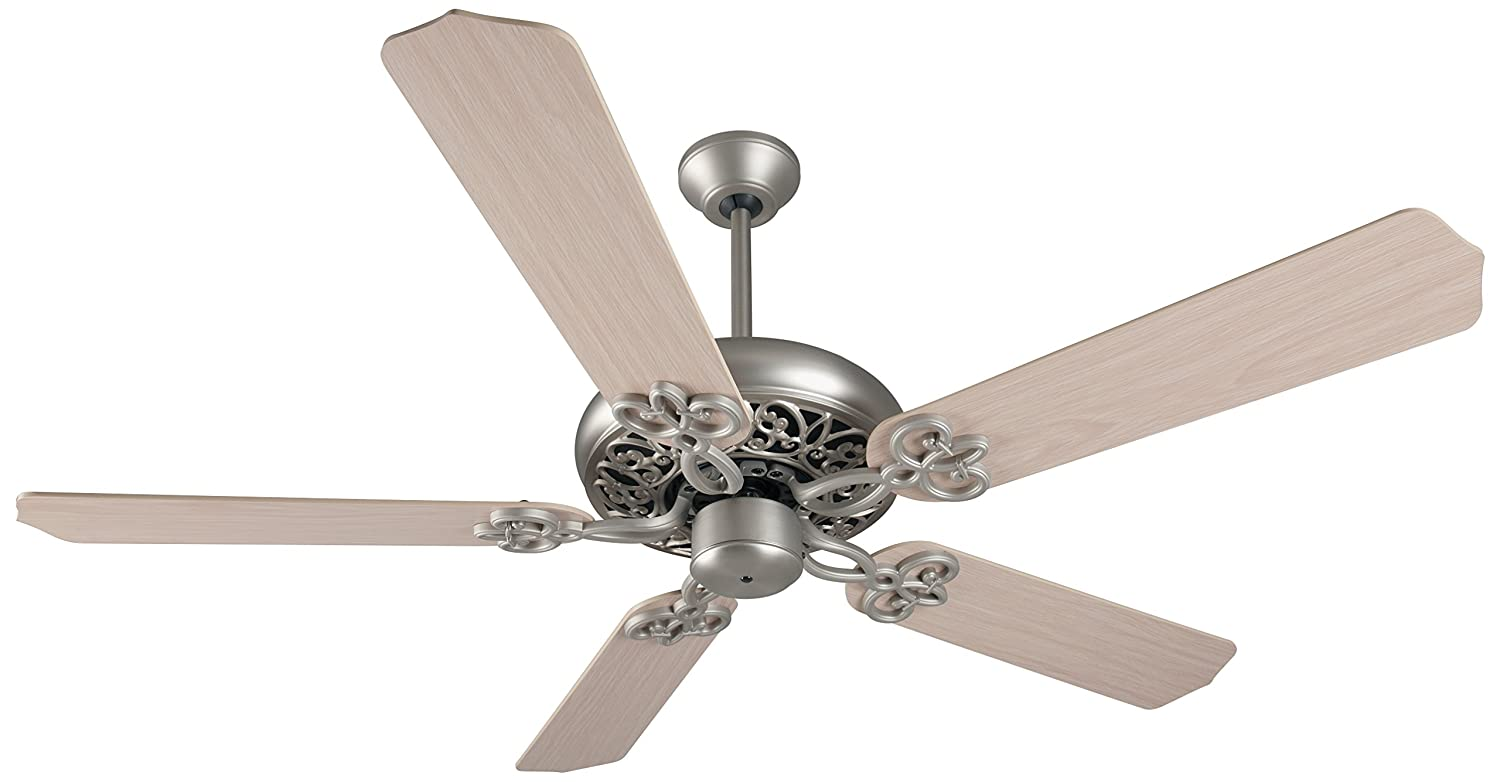 Craftmade Cc52awd Cecilia 52 Ceiling Fan In Antique White Motor Only Com