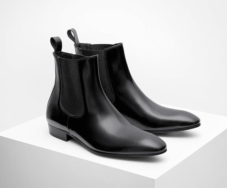 Wilvorst der Klassische LederStiefel der Wilvorst Marke
