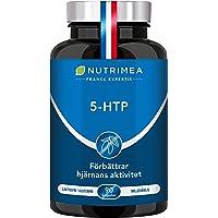 5 HTP - 300 mg/dag - Griffonia Simplicifolia utsädextrakt - Bättre sömn, minskar stress, ångest, sömnlöshet, hjärnas…