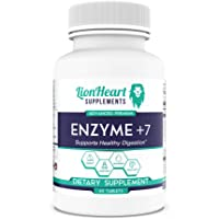 DIGESTIVE ENZYMES SUPPLEMENT - Includes Purified Ox Bile Salts - Tablets for No Gallbladder Sufferers - Enzyme for…