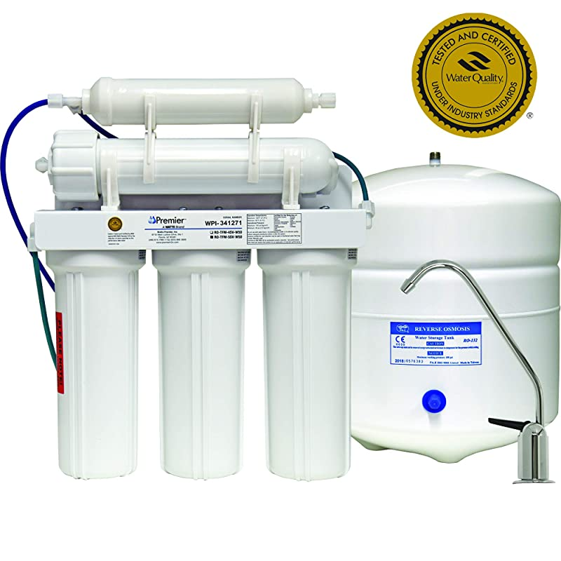 Watts Premier WP500032 5-Stage Reverse Osmosis System