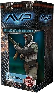 Alien vs. Predator Weyland Yutani Commandos UniCast (Castellano): Amazon.es: Juguetes y juegos