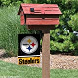 WinCraft Pittsburgh Steelers Double Sided Garden
