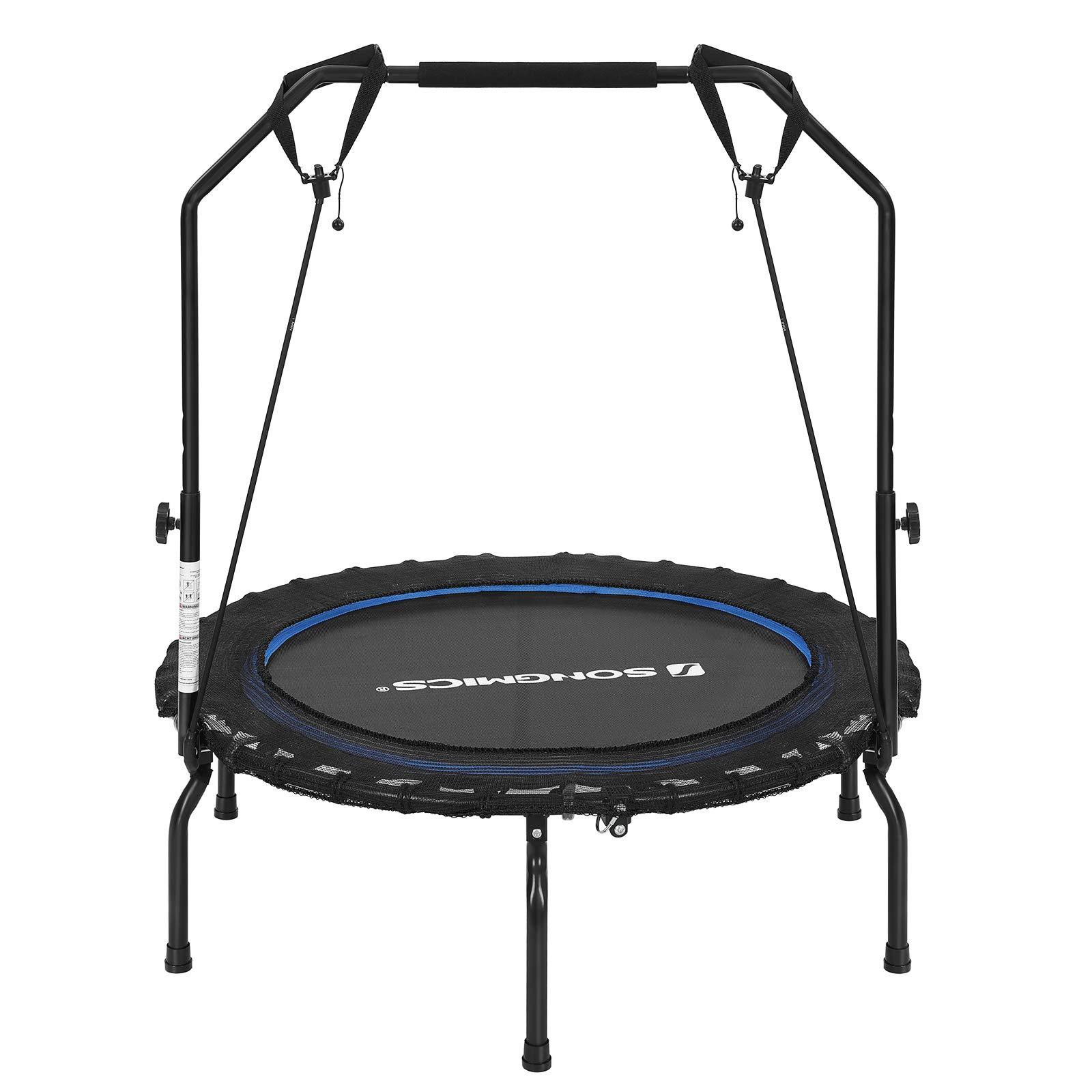 SONGMICS Fitness Trampoline 40 Inches USTR40BUV1