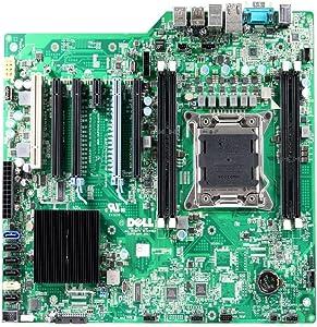 New Genuine Dell Precision T3600 DDR3 SDRAM 4 Memory Slots LGA 2011 Socket 6 USB Ports Intel C600 Motherboard F88T1 0F88T1 CN-0F88T1