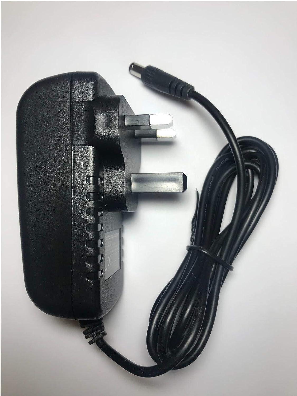 12V YAMAHA PSR-175 PSR-48 PSS-14 KEYBOARD AC ADAPTOR POWER SUPPLY CHARGER PLUG