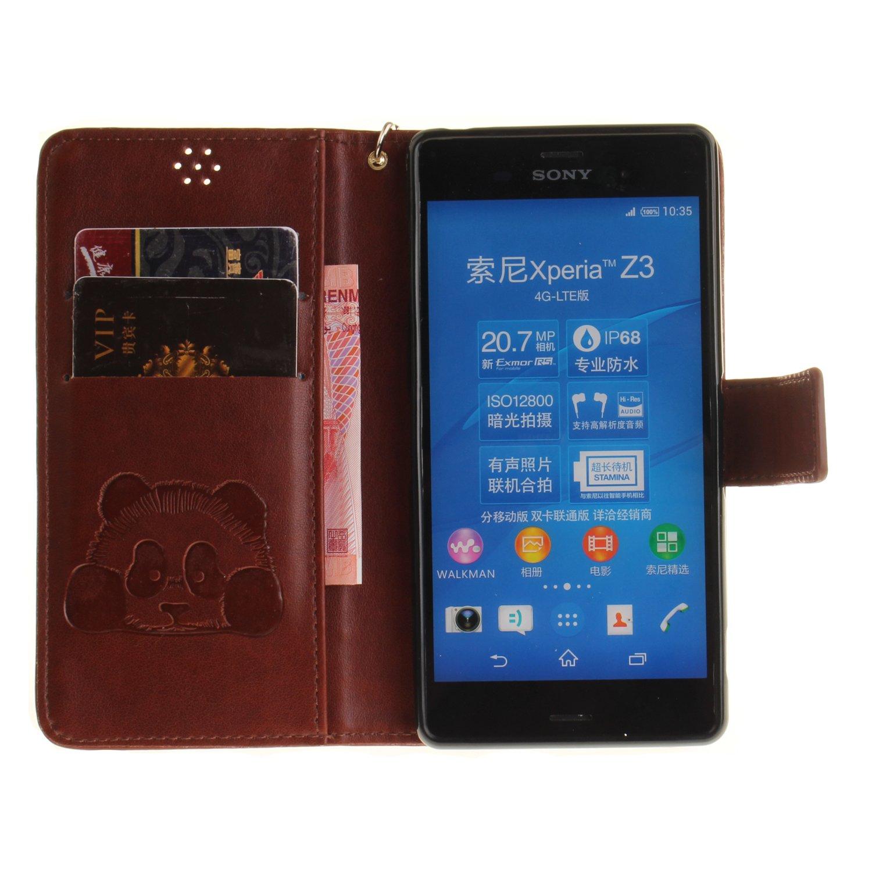 Amazon.com: Funda para Sony Xperia Z3, Sony Xperia Z3 ...