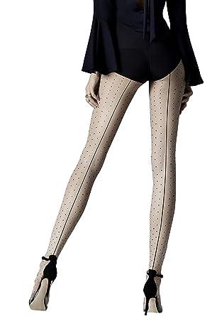 Fiore - Collants - Femme Beige Beige Medium  Amazon.fr  Vêtements et  accessoires 45cccc9c9c3