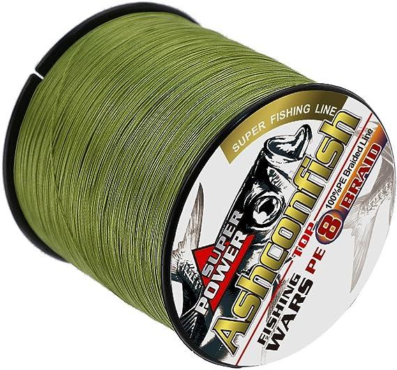 Dynatec pro rundgeflochtene cuerda balzer High Tech braided line 0,22 10,8kg