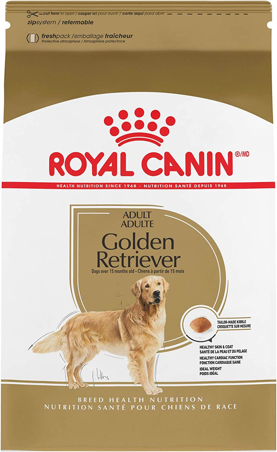 Royal Canin Golden Retriever Adult Dry Dog Food