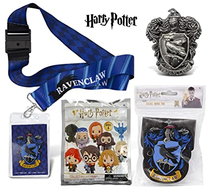 Amazon.com: Warp Gadgets Harry Potter Bundle – Ravenclaw ...