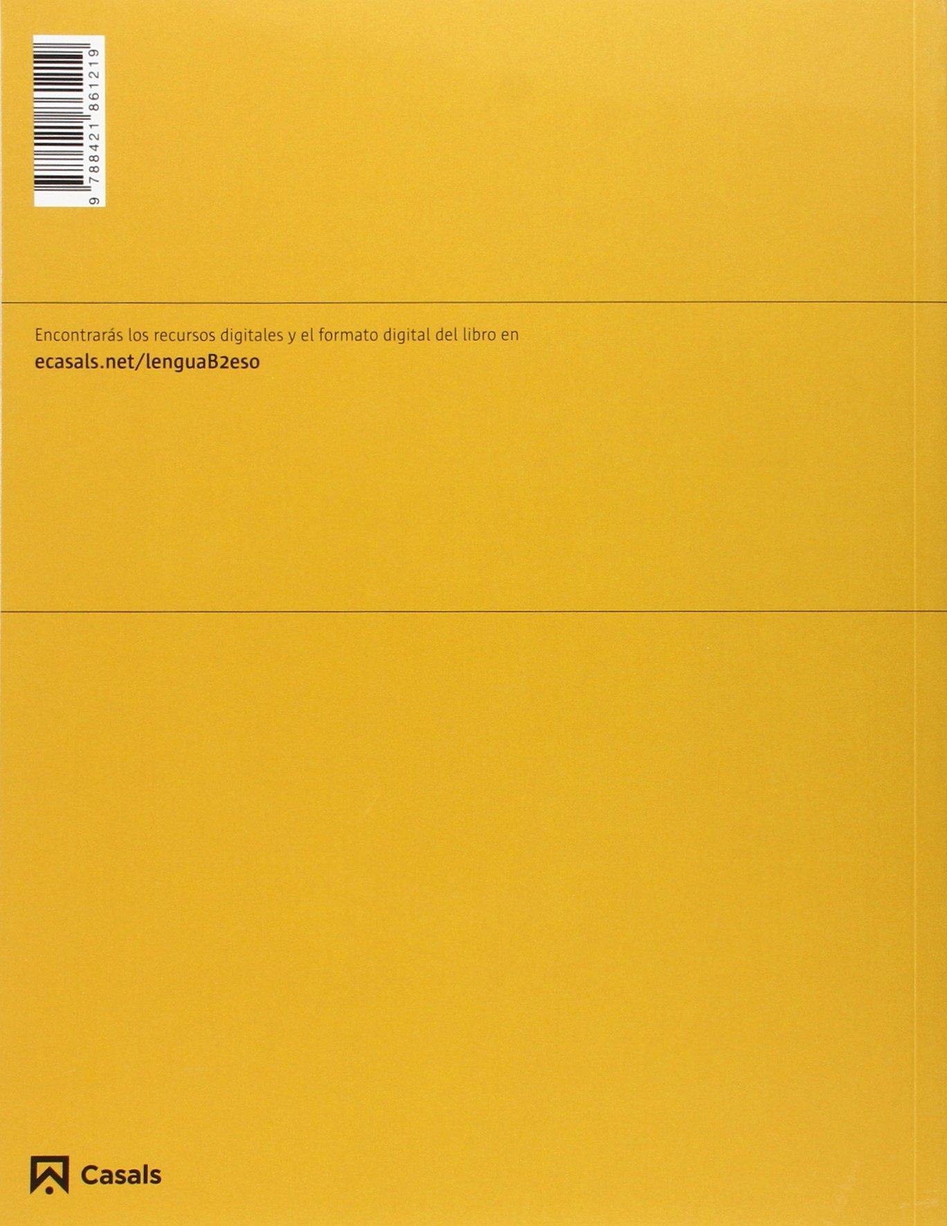 Lengua castellana y Literatura B 2 ESO 2016 - 9788421861219 ...