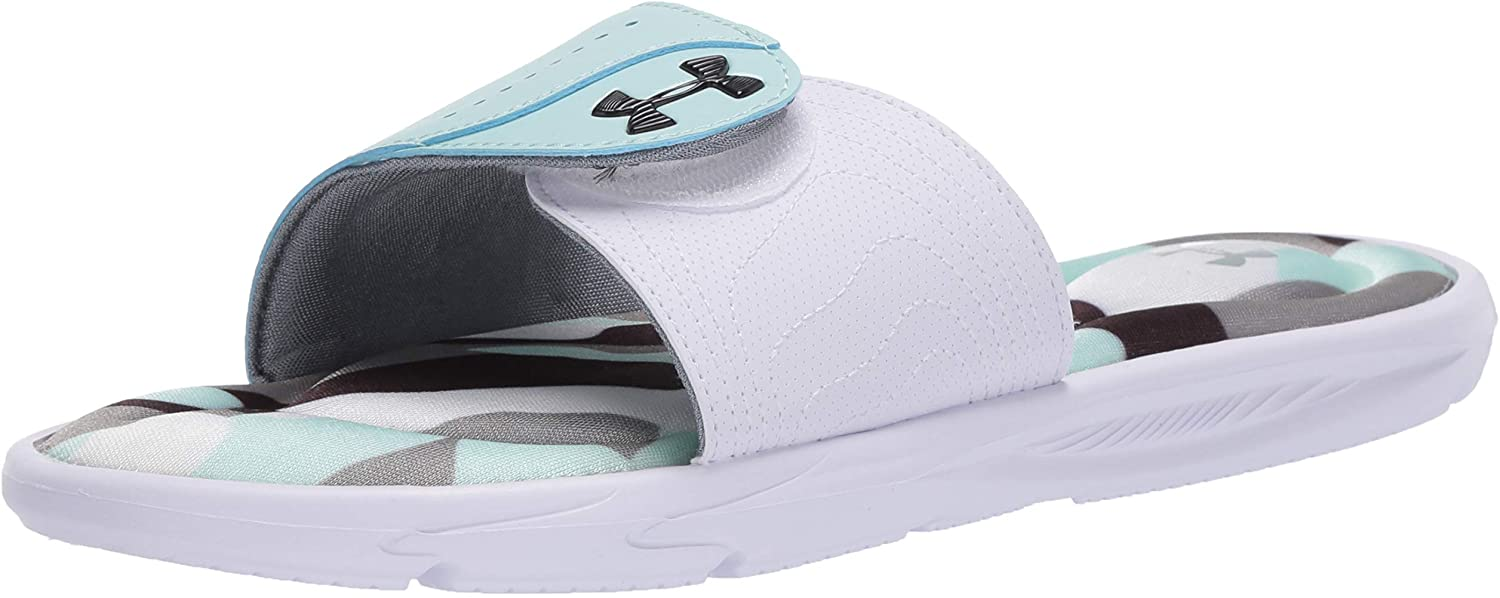 Under Armour Women's Ignite Ix Spectrum Slide Sandal