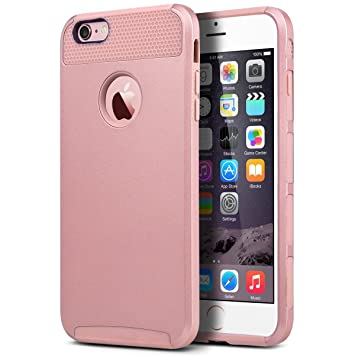 ULAK Carcasa iPhone 6, iPhone 6s Case 4.7