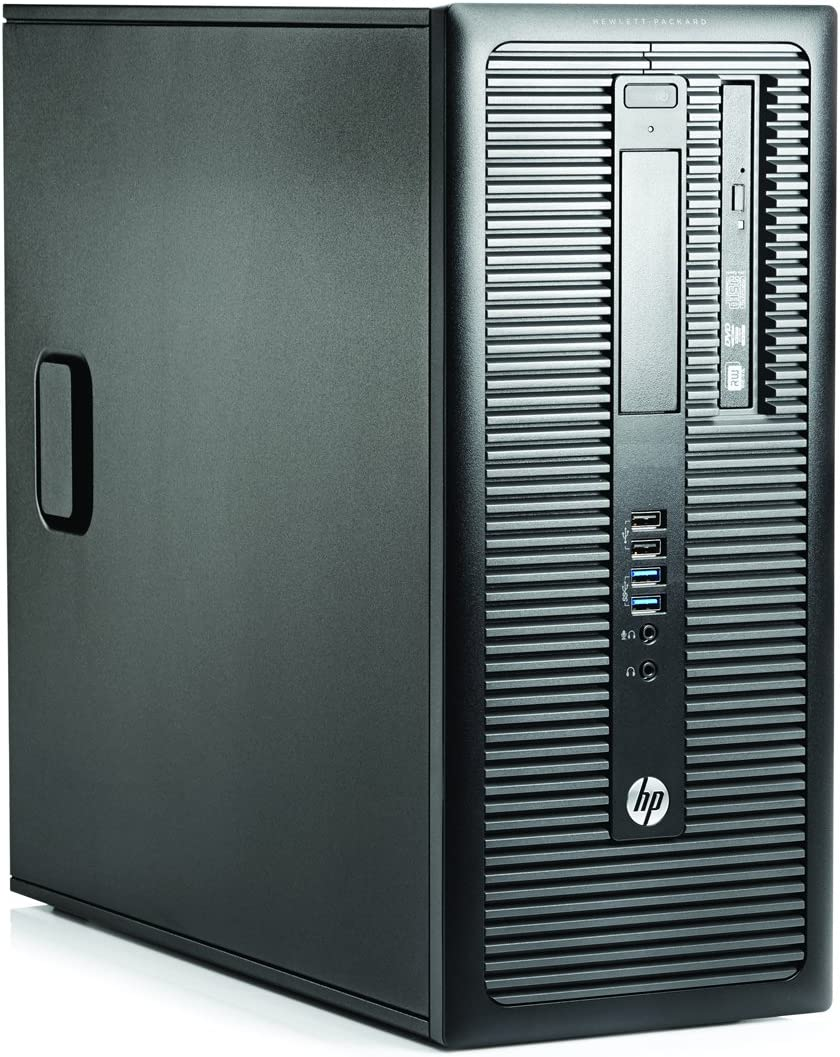 HP ProDesk 600 G1 High Performance Desktop Renewed Tower - Intel 4th Gen. Core i5 Up to 3.6GHz, 8GB RAM, 1TB HDD, Windows 10 Pro (Renewed)