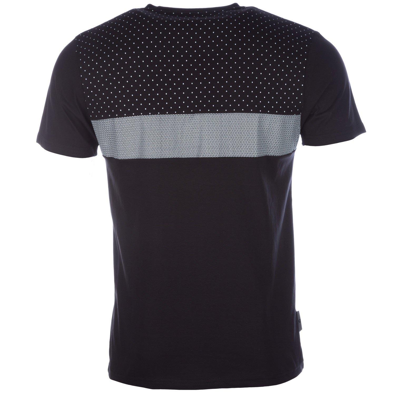 Black Voi Jeans Mens Ennis T-Shirt