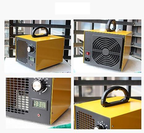Generador de ozono comercial, quita olores 10000 mg/h, purificador ...