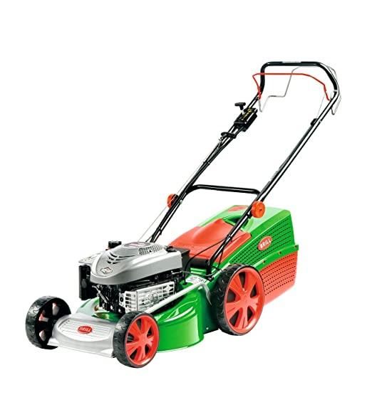 BRILL Steelline Plus 46 XL RE 6.0 E-Start Walk behind lawn mower ...