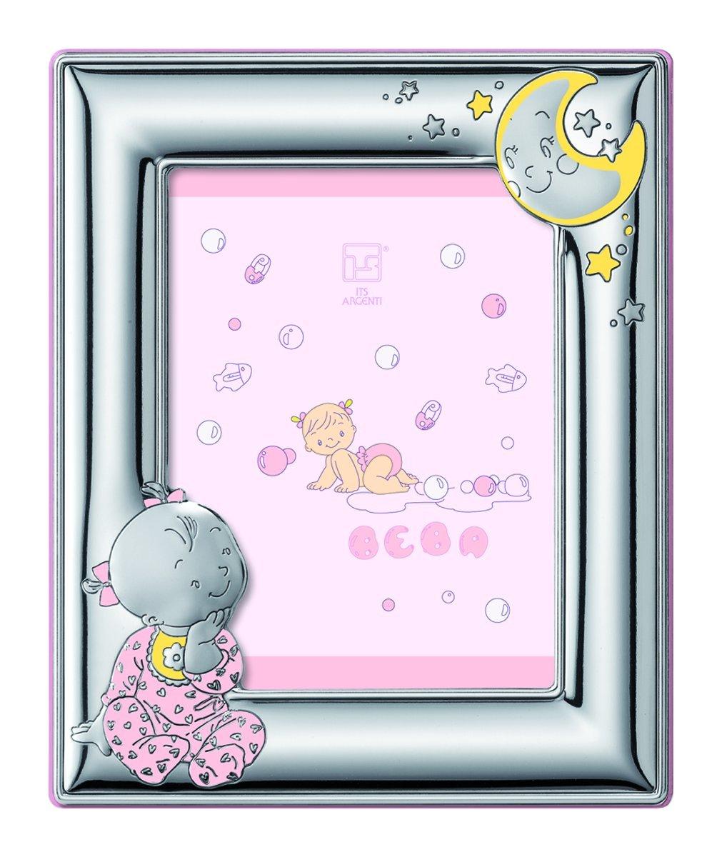 高品質 シルバータッチUSAスターリングシルバーガール額縁プラスブックレット、ピンク B00NLXH51A B00NLXH51A, ペット用品のPePet(ペペット):fa47de37 --- narvafouette.eu