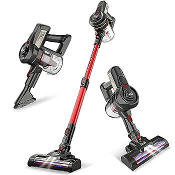 INSE Cordless 6-in-1 12 KPA Vacuum Cleaner