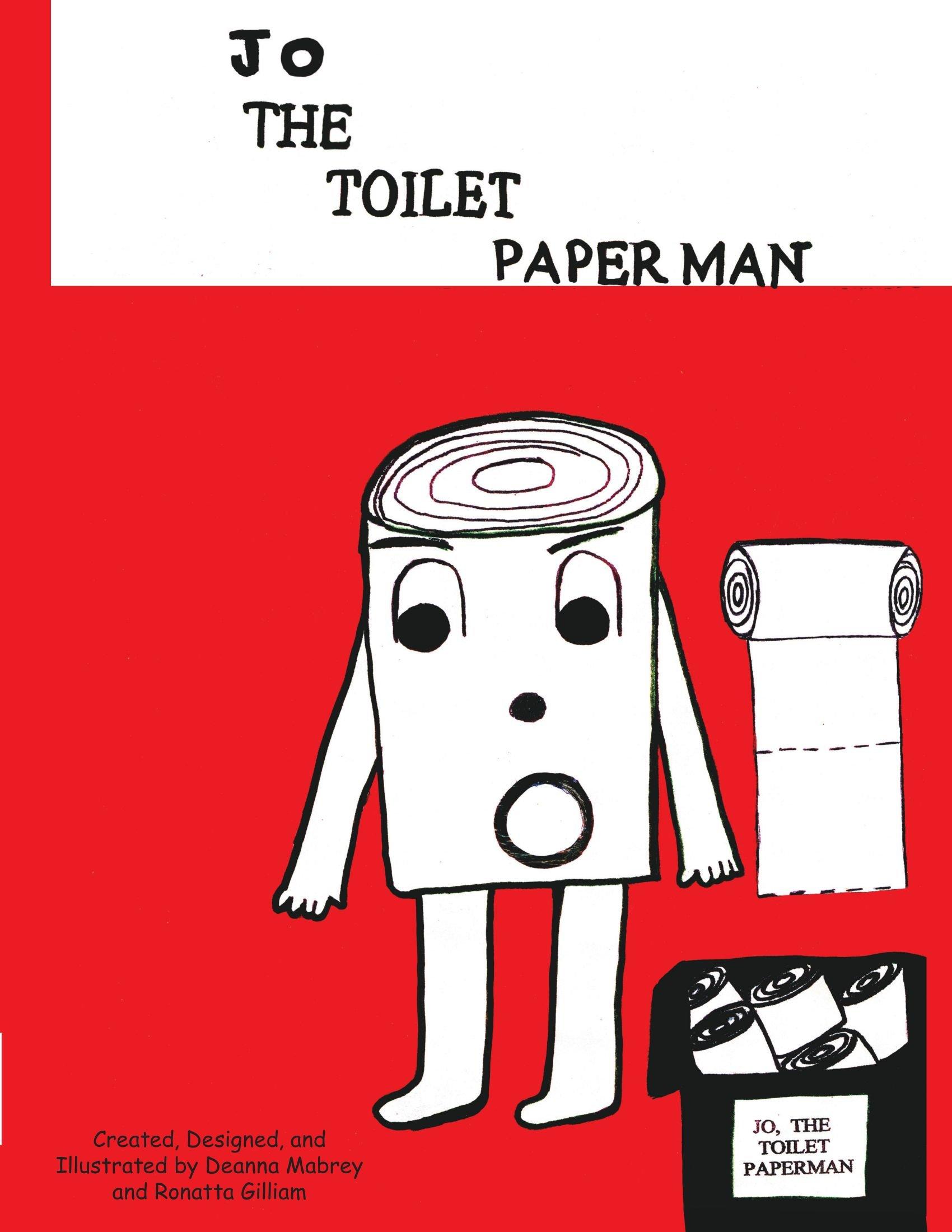 Jo, The Toilet Paper Man pdf epub