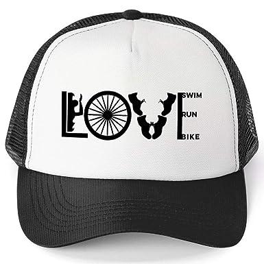 82ddfc69a Triathlon Trucker Hat | Love to Tri | Multiple Colors