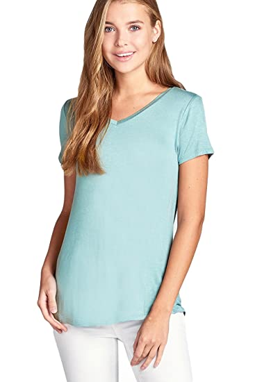 Looking For Cheap Online Sast Rich & Royal Women's Short Sleeve T-Shirt - - Medium Official Cheap Price Shop For For Sale ixQWM