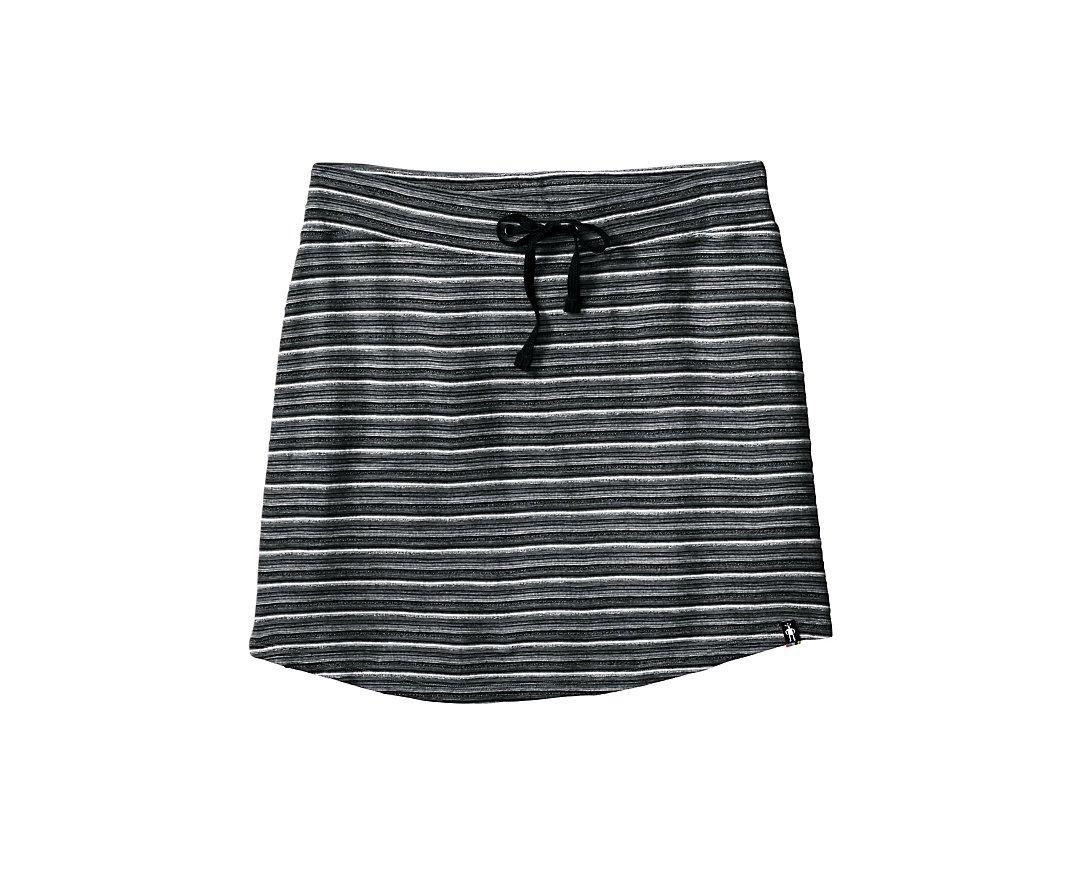 Smartwool Women's Horizon Line Skirt (Black) Small