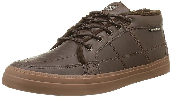 DVS Rivera, Chaussures Bateau Hommes, Marron (201), 41 EUDVS
