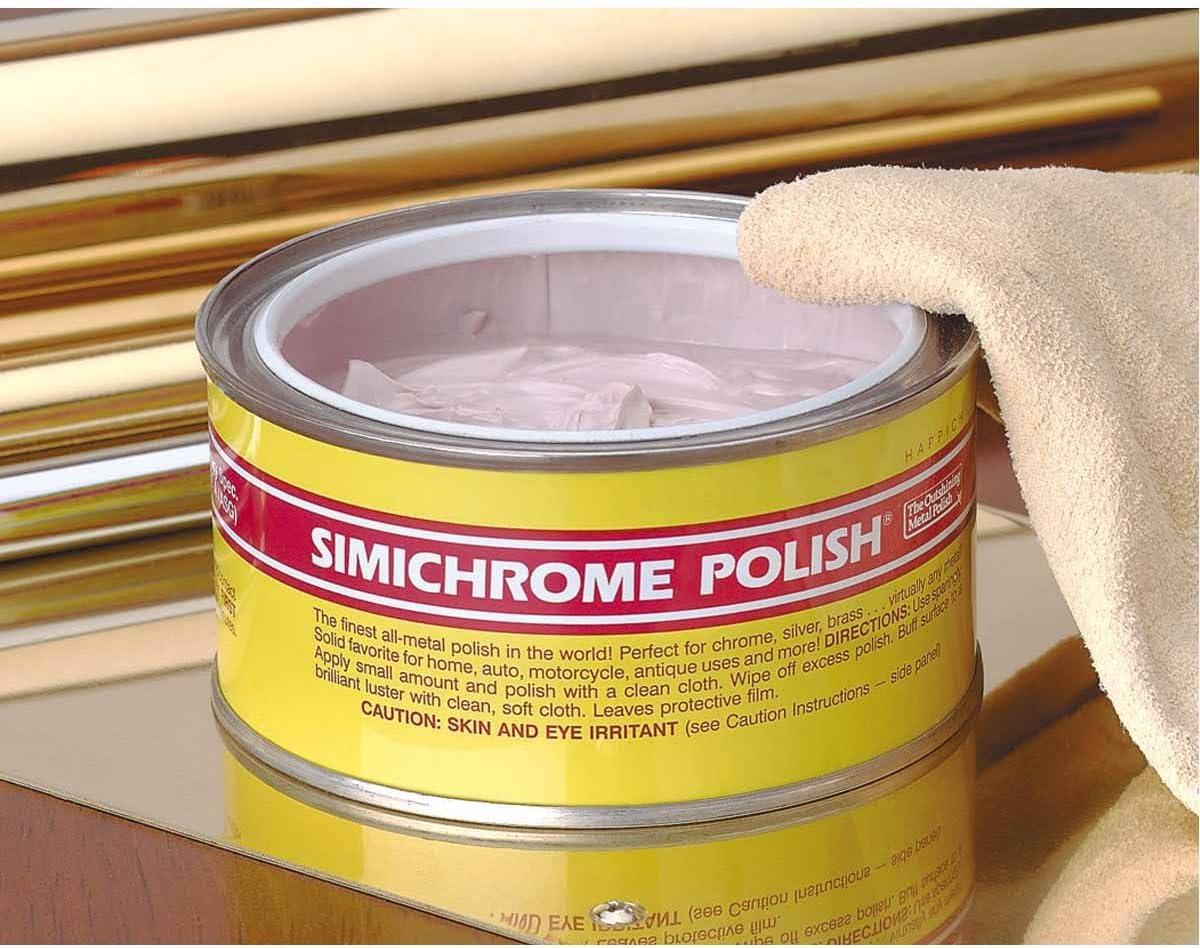 Simichrome金属波兰
