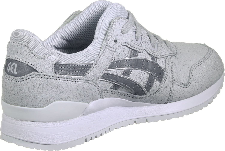 Asics - Gel Lyte Lyte Gel III - Sneakers Damen Grau (Glacier Grau/Silver) 642d91