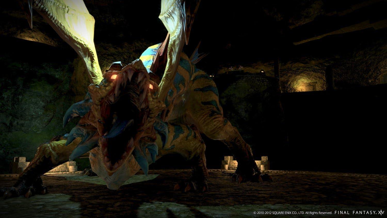 Amazon com: Final Fantasy XIV: A Realm Reborn - PC: Video Games