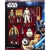 Hasbro – B6815 – Star Wars : The Force Awakens – Rencoontre sur Takodana – Pack 3 Figurines 9,5cm
