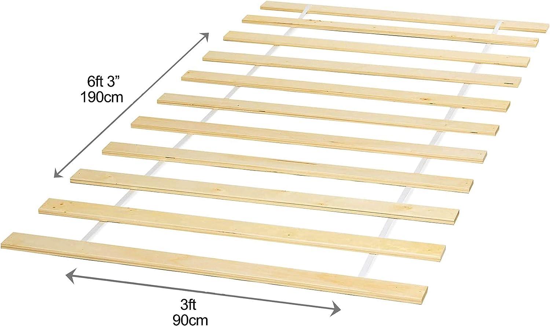 Home Treats lamas de repuesto para cama individual de 3 pies ...