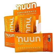Nuun Performance Hydration: Orange Mango