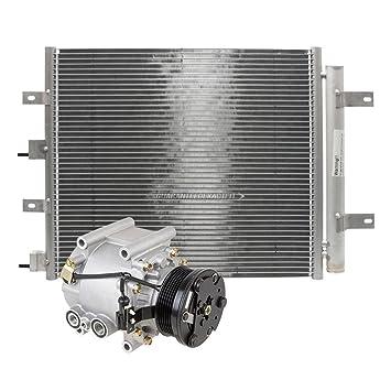 Marca nueva AC Compresor + a/c condensador y secador para Jaguar S-Type - buyautoparts 60 - 86931r3 nuevo: Amazon.es: Coche y moto