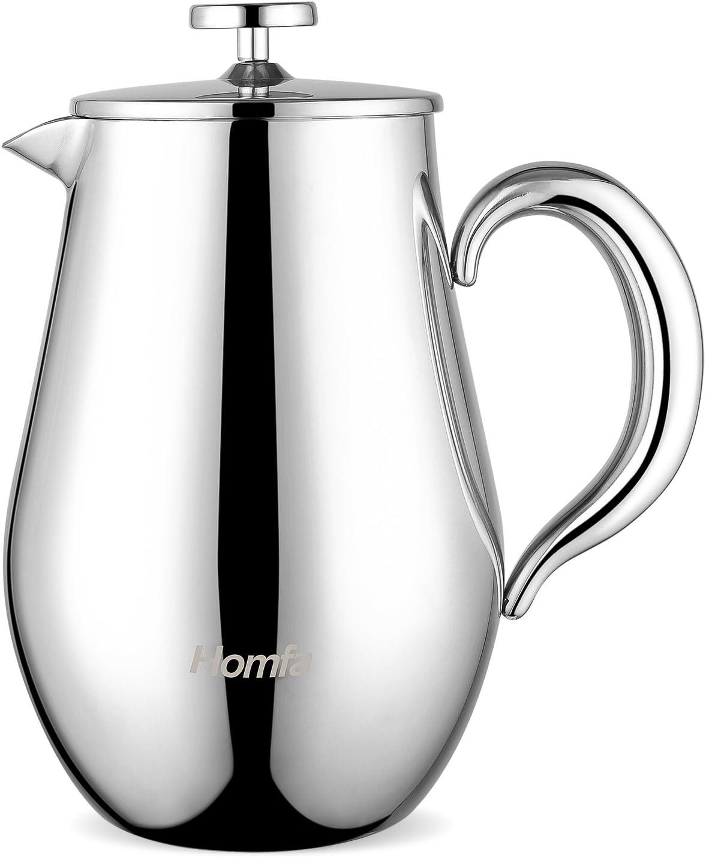 Kaffeem/ühle Manuelle Edelstahl Tragbare Presse Mahlen Kaffeebohne Fr/äsmaschine Einstellbare Kaffeem/ühle Bohnenm/ühle