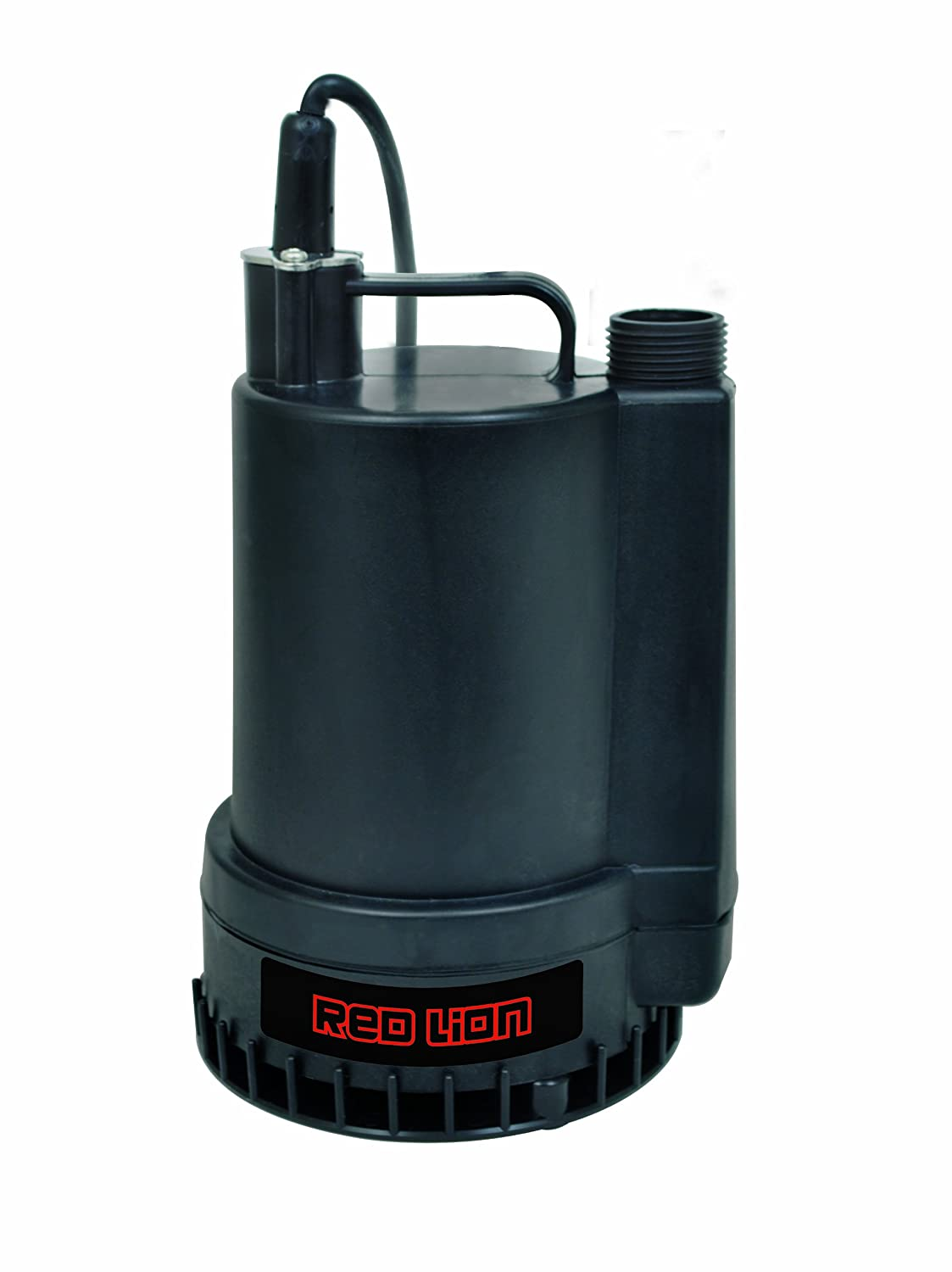 Red Lion 14942731 Thermoplastic Submersible Utility Pump
