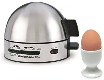 Chef'sChoice Convenient Egg Tray Egg Cooker