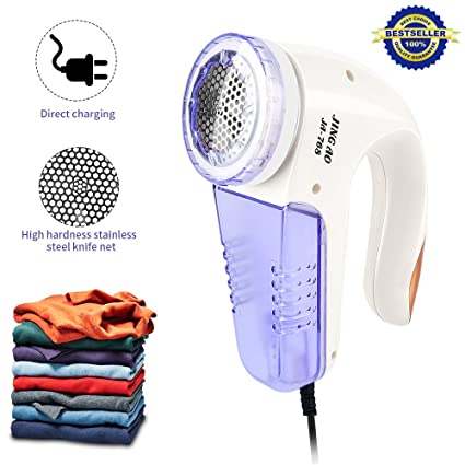 IEKA Electric Sweater Shaver Lint Remover Machine, Standard Fabric Shaver  For Use On Clothes,