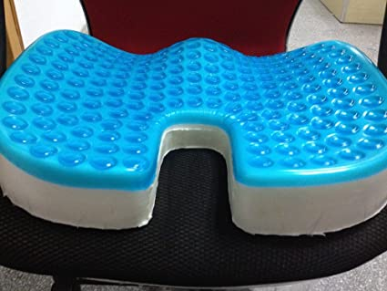 WXD cojín colchón de gel de espuma de memoria U gel, esponja para colchón de