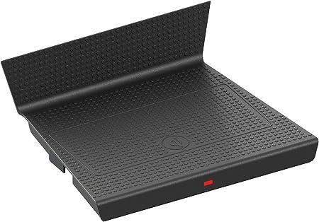 Inbay Storage Compartment For Seat Leon 2012 2016 Qi Standard Auto