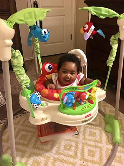 Fisher-Price Rainforest Jumperoo Best choice for your $$$ & childs safety!!