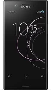 "Sony Xperia XZ1 Compact - Factory Unlocked Phone - 4.6"" Screen - 32GB - Black (U.S. Warranty)"