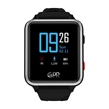CPR Guardian II - Montre connectée pour seniors: Amazon.fr: High-tech