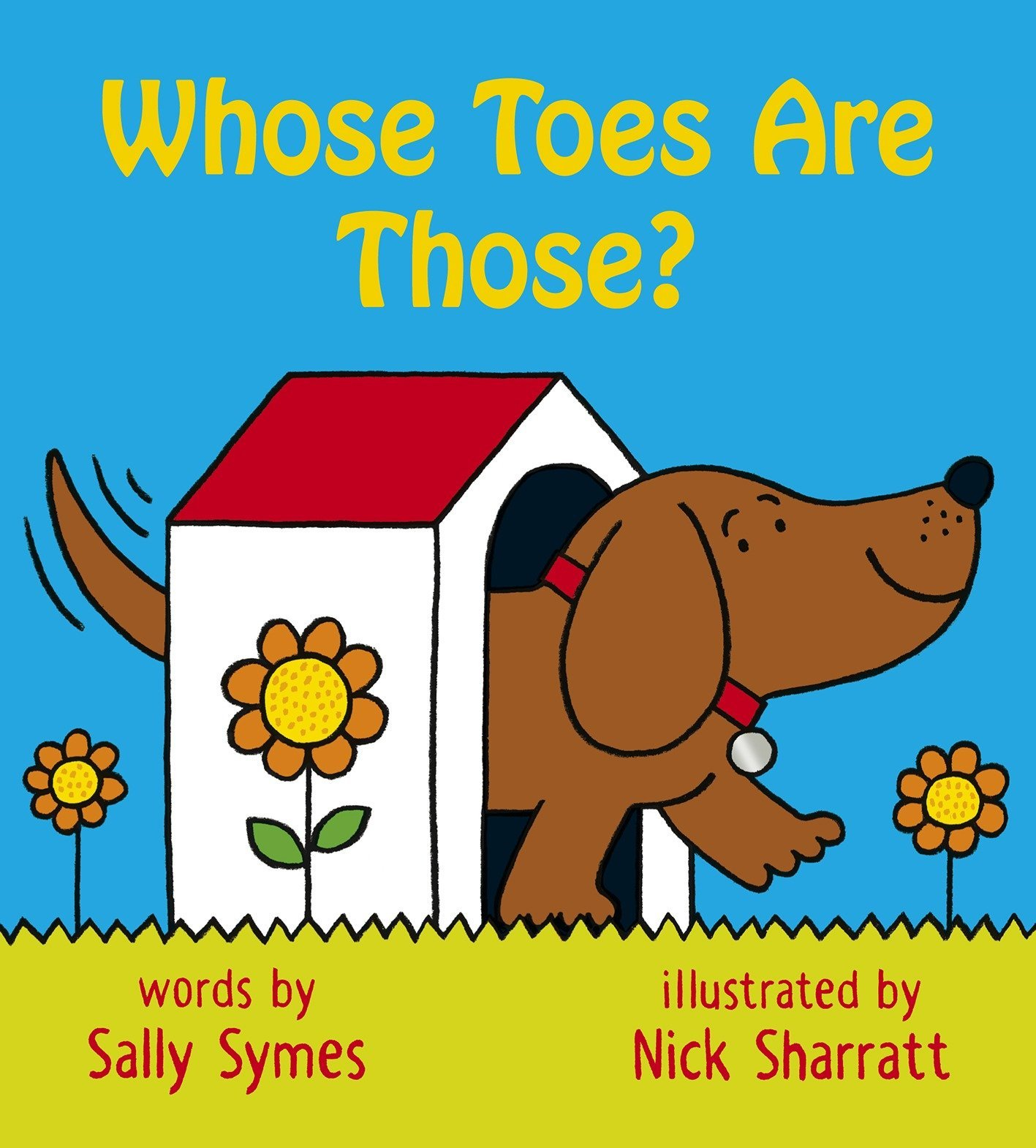 Whose Toes Are Those? ebook
