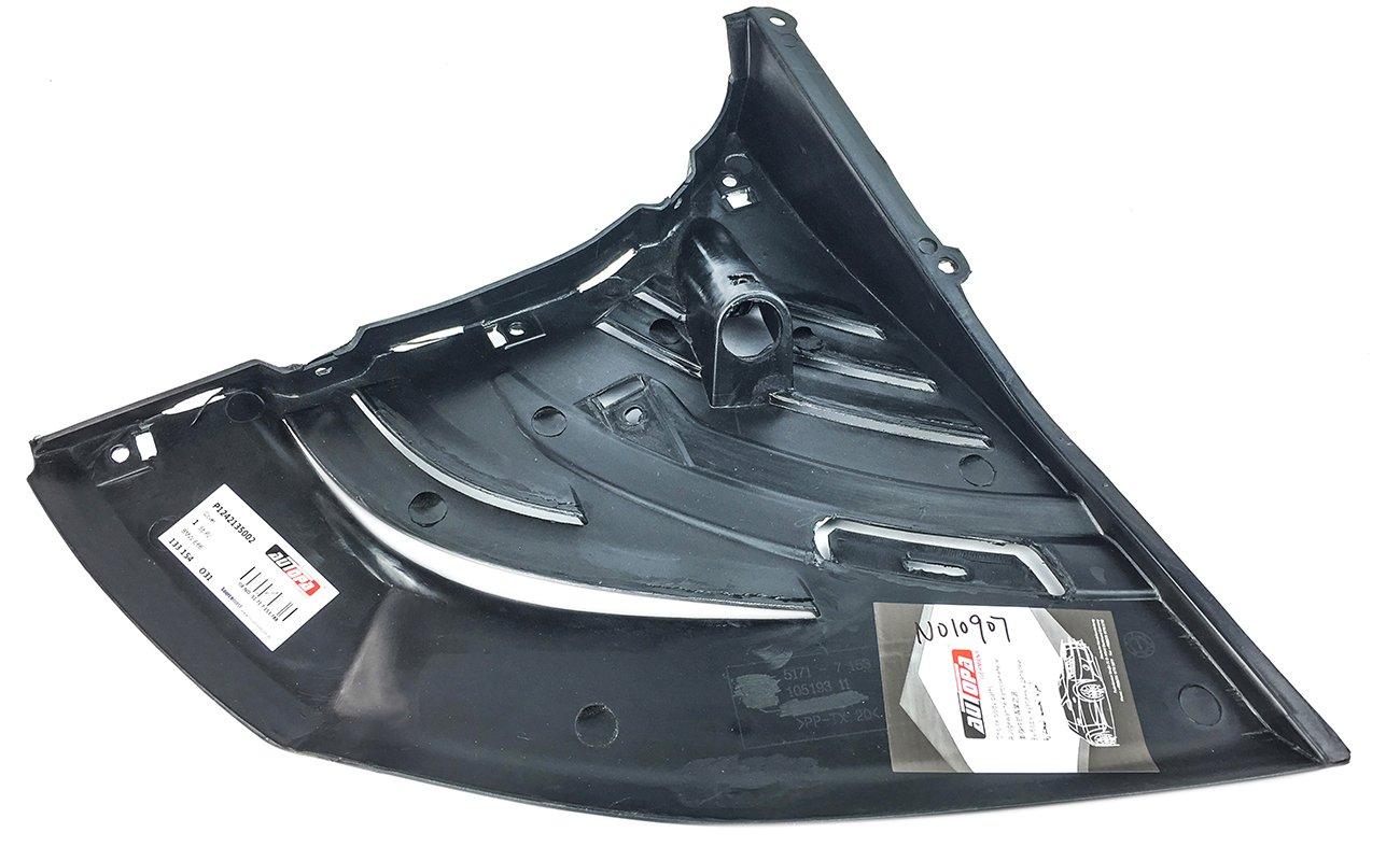 AUTOPA 51717153788 Right Lower Engine Splash Shield Under Cover Passenger Side for BMW 7 Series E65 E66 02-08