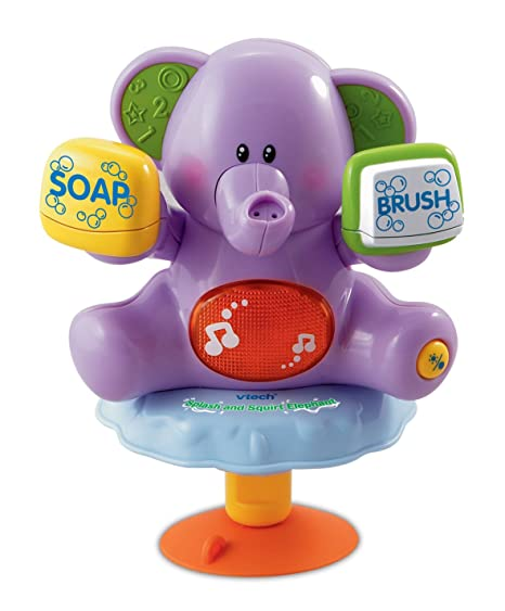 And Splash DecorativaAmazon es Squirt Elephant Vtech Figura eWxrQdBCo